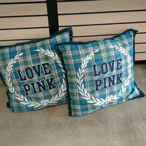 Victoria secret PINK pillows